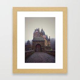 Germany, Burg Eltz Castle Framed Art Print
