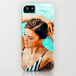 Simulacrum iPhone Case