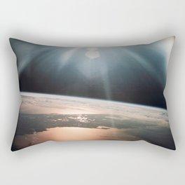 Apollo 7 - Florida Peninsula Rectangular Pillow