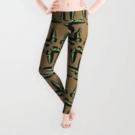 Rajah Brooke Birdwing Leggings