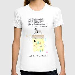 On n'a pas deux coeurs T-shirt