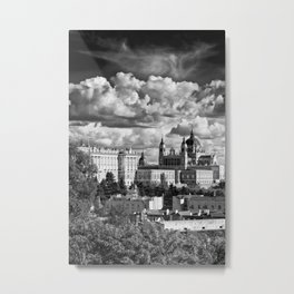 MADRID 04 Metal Print