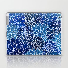 Floral Abstract 14 Laptop & iPad Skin