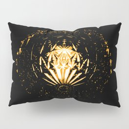 Lamp in the dark Pillow Sham