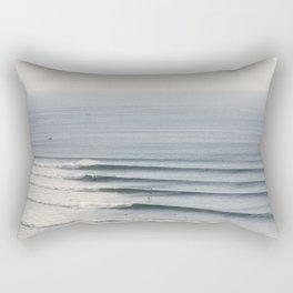 Famous Lines of Bali Rectangular Pillow