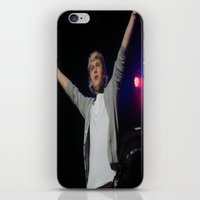 niall horan iPhone & iPod Skins featuring Niall Horan by lackofabettername123