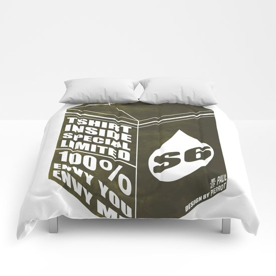 S6 SPECIAL LIMITED PKG Comforters