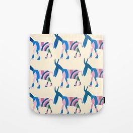 Donkey Parade Tote Bag