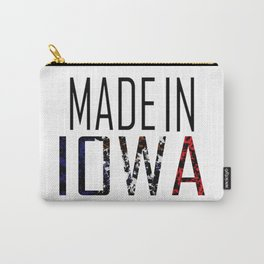Made In Iowa Carry-All Pouch