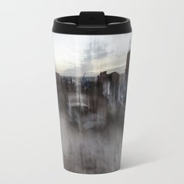 Ghosting in Junkyard2 Travel Mug