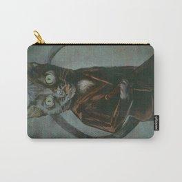 Samurai Kitty Carry-All Pouch