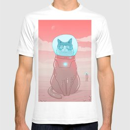 Astronaut Cat T-shirt