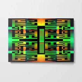 Colorandblack series 808 Metal Print