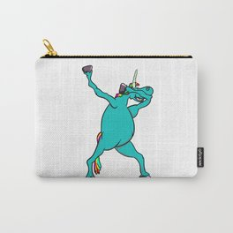 Unicorn Dabbing Carry-All Pouch