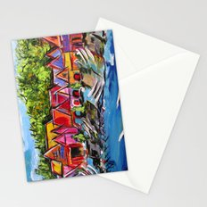 Philadelphia's Boathouse Row Stationery Cards