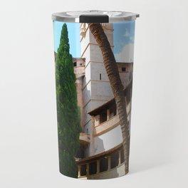 Basilica de Sant Francesc - Palma de Mallorca Spain Travel Mug