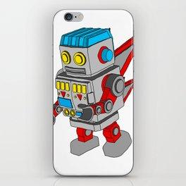 Dub-Bot iPhone Skin