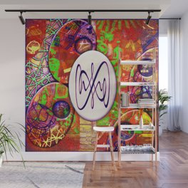 Jenny (#TheAccessoriesSeries)  Wall Mural