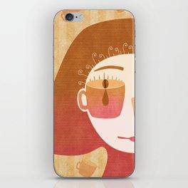 Caffè iPhone Skin