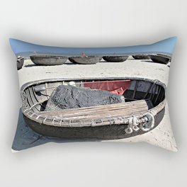 Coracles  Rectangular Pillow