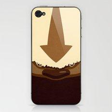 Sky Bison iPhone & iPod Skin