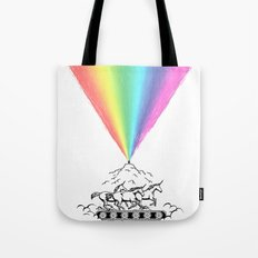 Creating magic Tote Bag