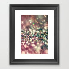A Little Bit of Luck Framed Art Print