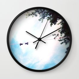 Work in progress Wall Clock