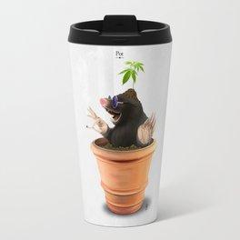 Pot Travel Mug