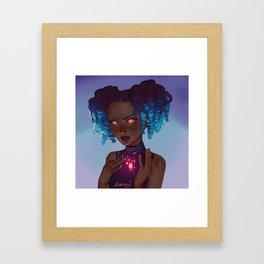 Loish's OC Redraw Framed Art Print