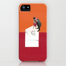 Index (1) iPhone Case