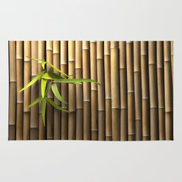 Bamboo Wall Rug