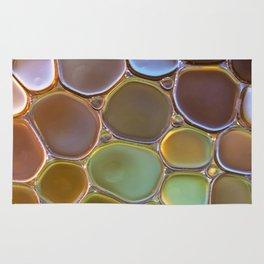 Water stainglass Rug