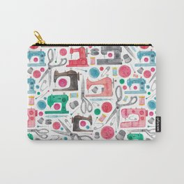 Sewing Pattern. Carry-All Pouch