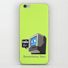 Remembering Steve iPhone & iPod Skin