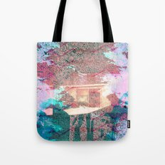 Lunar Arboretum Tote Bag