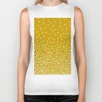 polka dots Biker Tanks featuring Polka-dots by rogers.emilyann