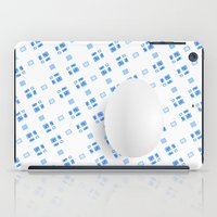 egg iPad Cases featuring Egg by Jori