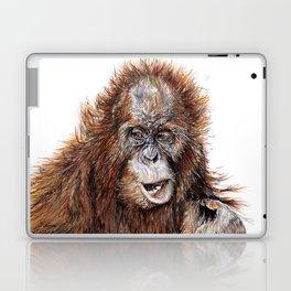 Sumatran Orangutan Laptop & iPad Skin