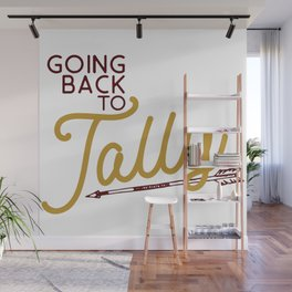 Going back to Tally Wall Mural