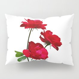 Roses are red, really red! Pillow Sham