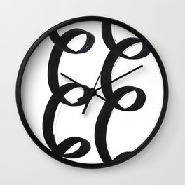Coco Wall Clock