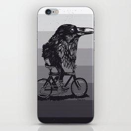 night rider iPhone Skin