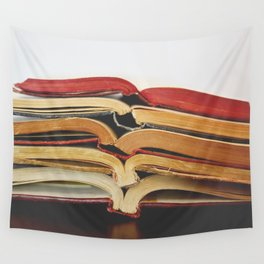 Book Love I Wall Tapestry