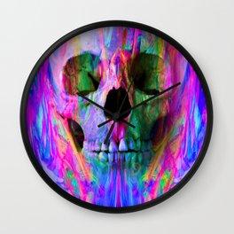 Deadhead Wall Clock