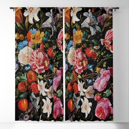 Night Garden XXXVI Blackout Curtain