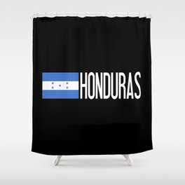 Honduras: Honduran Flag & Honduras Shower Curtain