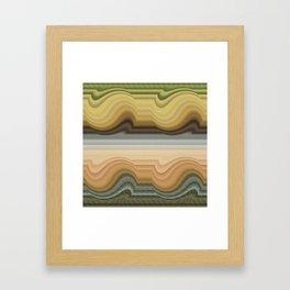 Celeridad Framed Art Print