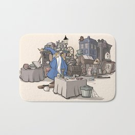 Collection of Curiosities Bath Mat
