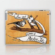 Rockin' Tits Laptop & iPad Skin